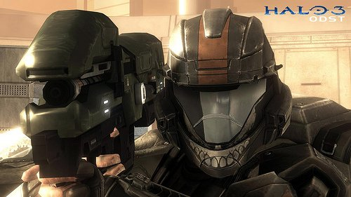 Halo 3 ODST [Orbital Drop Shock Troopers] : Characters Heros Customization