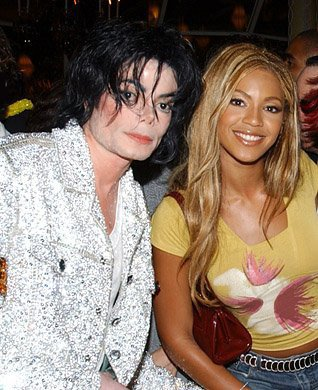 Michael JACKSON avec BEYONCE KNOW