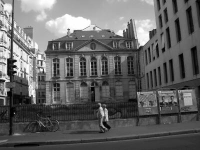Rue du cherche midi