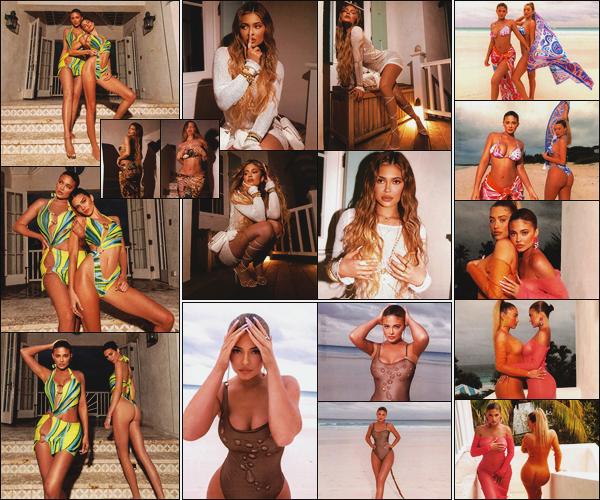 . -► PHOTOSHOOT- • K. Jenner et sa team ont pris la pose sous l'objectif d'Amber Asaly..