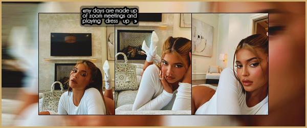 . ● La gamme de soins « Kylie Skin » fait sa grande arrivée sur le continent européen !.