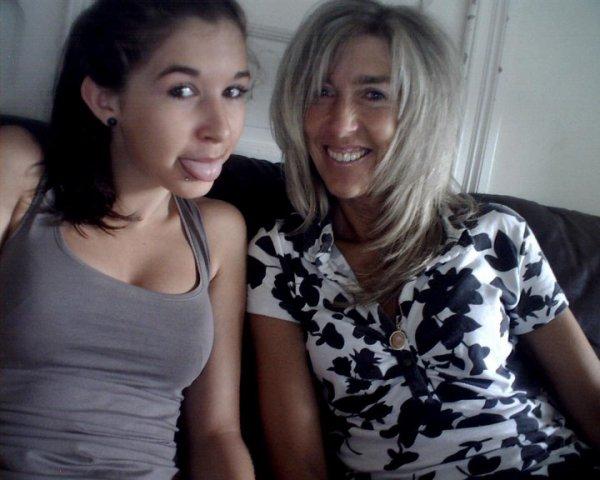 Moi et ma maman (l)