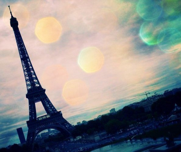 ~Paris t'es belle♥#