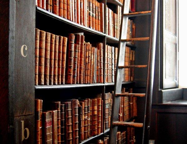 Bibliothéque.