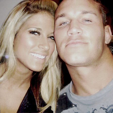 Kelly Kelly et Randy Orton