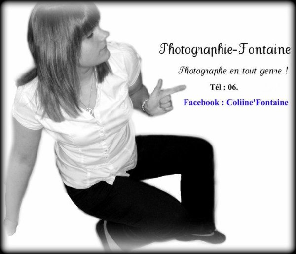 Photographie-Fontaine