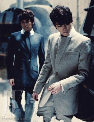 des images de Infinite pour W Korea' Magazine