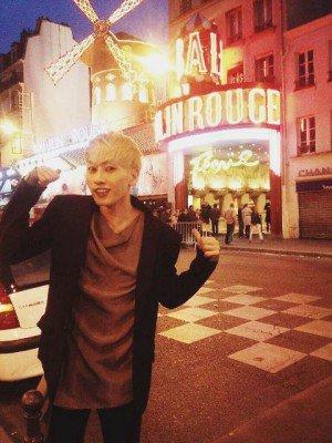 « Super Junior à Paris »