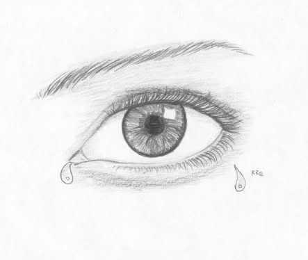 TearDrops = 1% Water + 99% Feelings