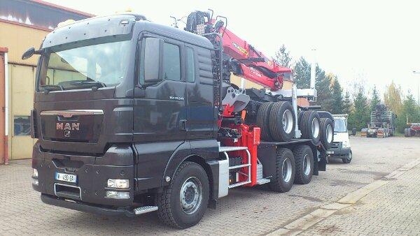 MAN TGX 540