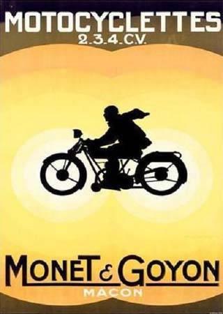 Monet Goyon .