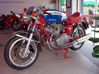 La MV 750 1968
