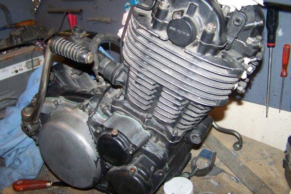 Le moteur .