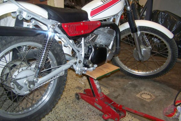 Un léve moto vite fait .