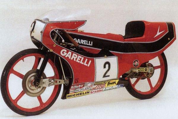 Jan Thiel chez Garelli .