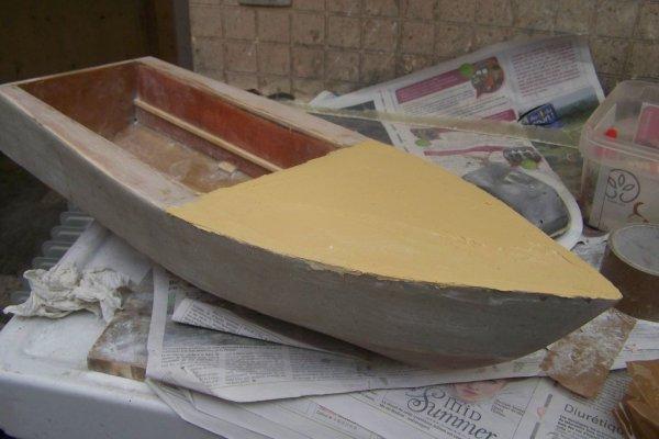Construire un modéle réduit de bateau . Part 6 .