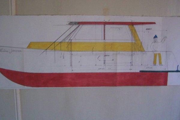 Construire un modéle réduit de bateau . Part 13 .  La casquette . ( suite )