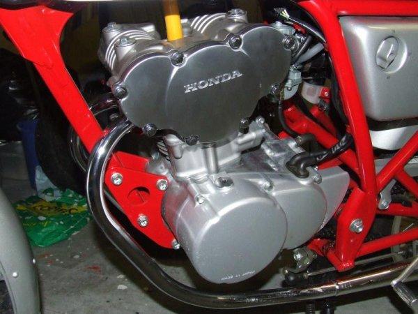 La bécane de la semaine :  Honda 50 Dream , le 50 de réve .