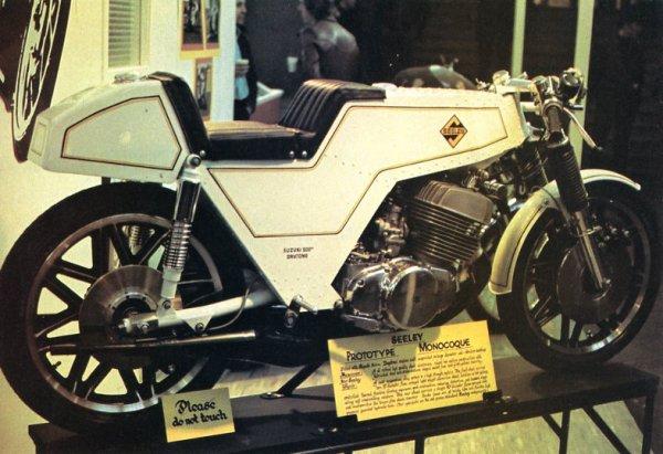 La T500 Suzuki reine des circuits .
