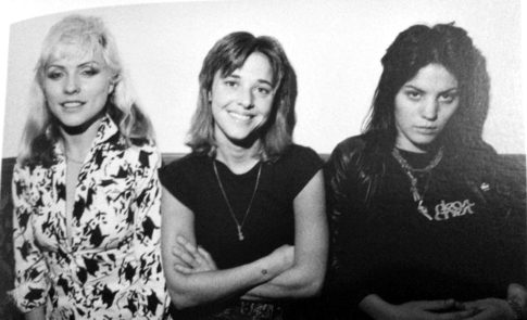 Chanteuses de rock .