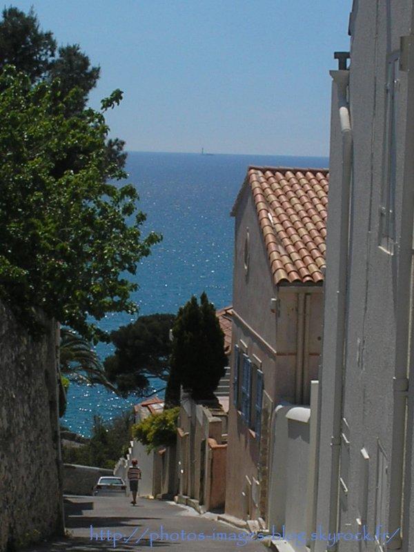 Petites rues à Marseille