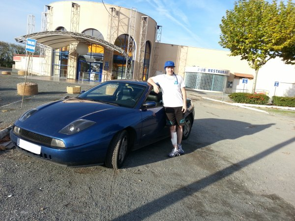 MA FIAT COUPE 2L 16S TURBO DE 195CH D ORIGINE O WINDSOR