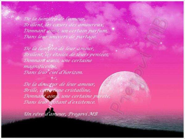 Un rêve d'amour