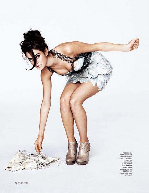 Kaya , mon Model ! Trash & élégante !  Tu es Sublime !
