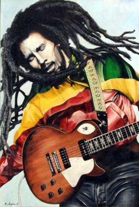 Robert Nesta Marley.