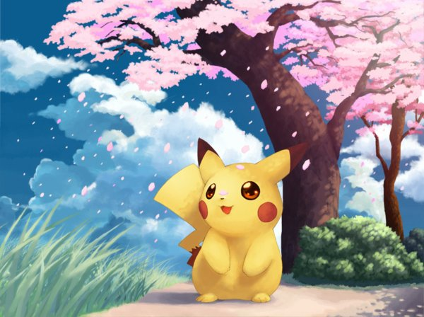 Image Pokémon Pikachu