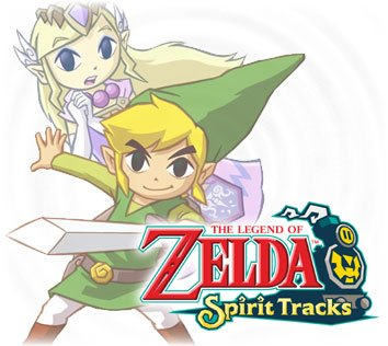 Soluce The Legend of Zelda:Spirit Tracks Les joyaux de force partie 2 Contrée des neiges + image Link et Zelda en esprit
