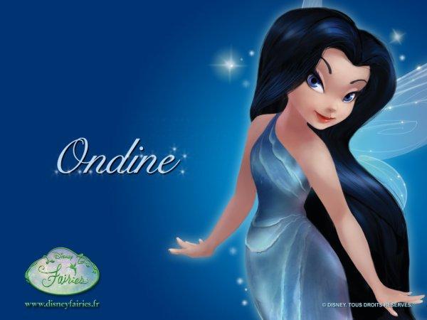 Image La Fée Clochette Ondine