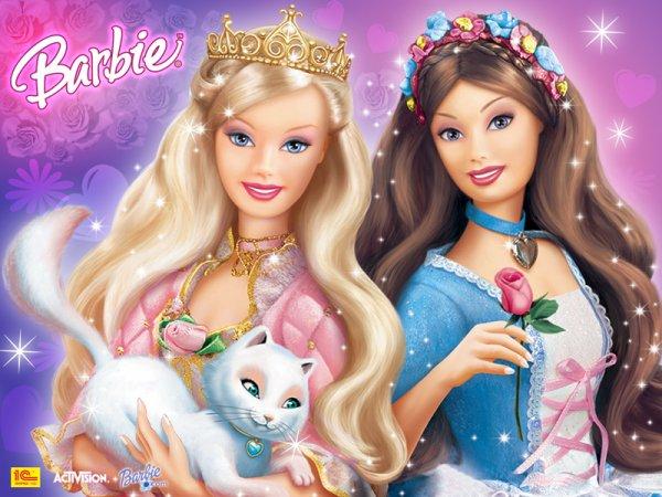 Image Barbie Coeur de princesse Anne-Lise,Erika et Sérafina