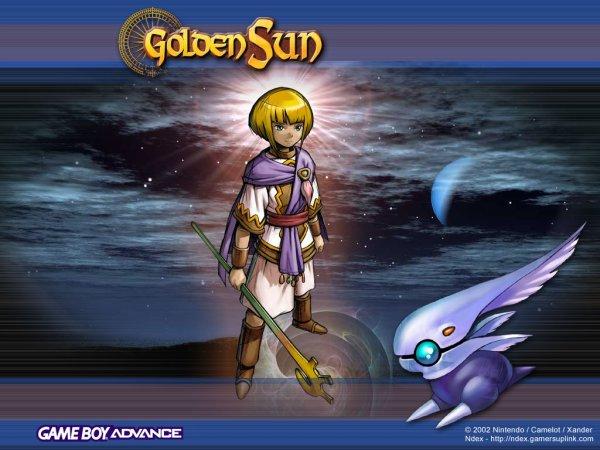 Image Golden Sun Cylia