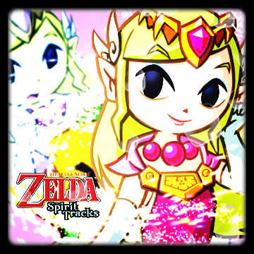 Soluce The Legend of Zelda:Spirit Tracks Les réceptacles de coeur + image retouche la princesse Zelda