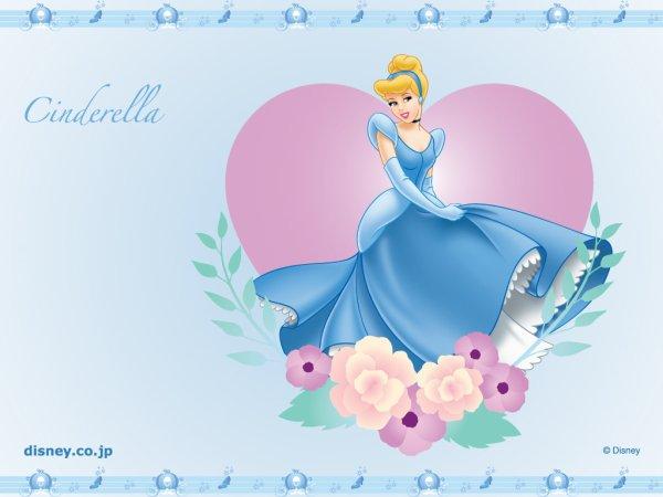 Image la princesse Cendrillon