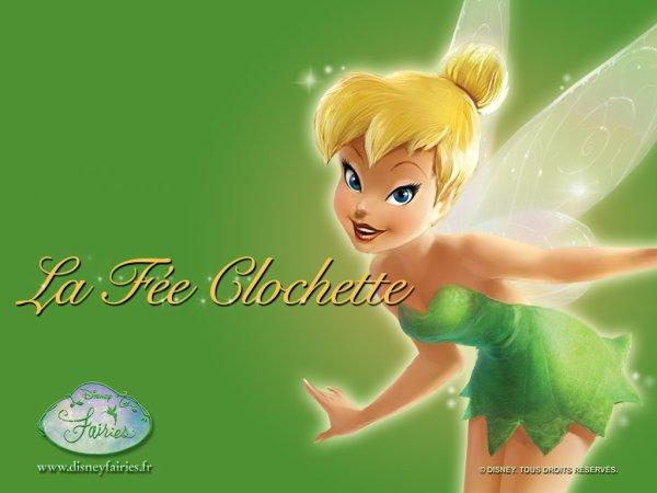 Image La Fée Clochette Disney