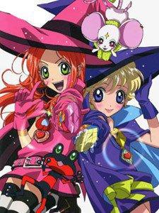 Image Chocola et Vanilla en sorcières,Duke et Bianca