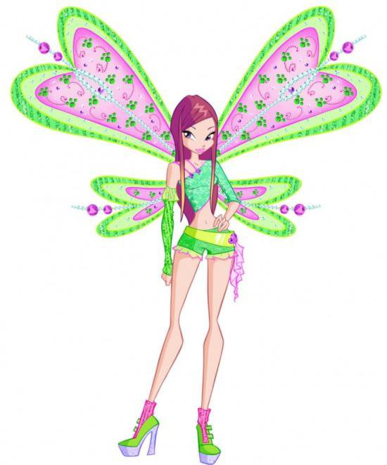 Image Winx Club Roxy en Believix