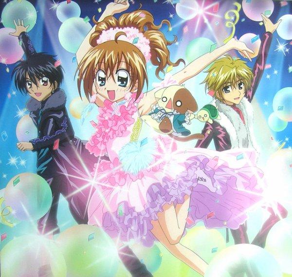 Image Kilari,Na-san,Seiji,Kame-san et Hiroto