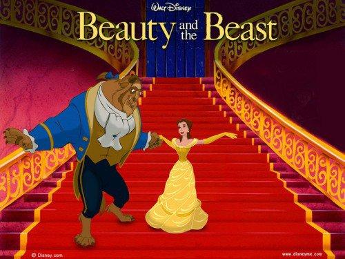 Image Disney La Belle et La Bête