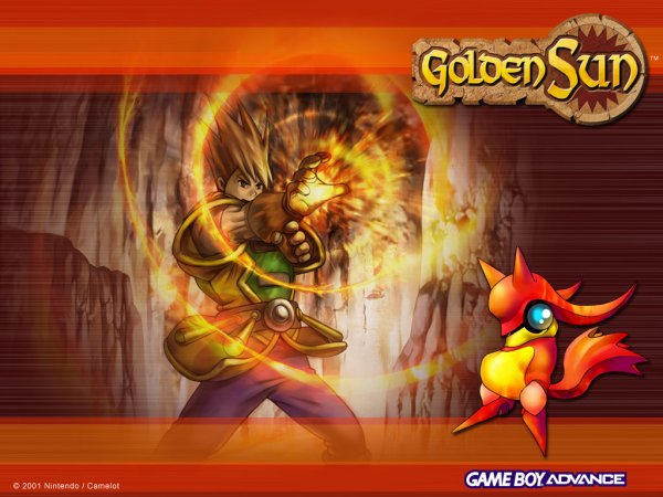 Image Golden Sun Garet