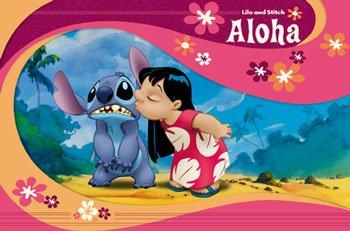 Image Lilo et Stitch Aloha
