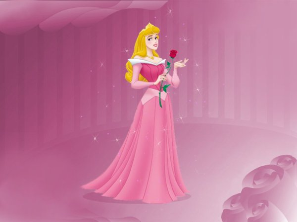Image Disney La Belle au bois dormant