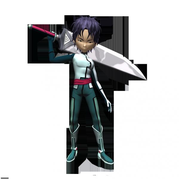 Image Code Lyoko William en lyoko-guerrier