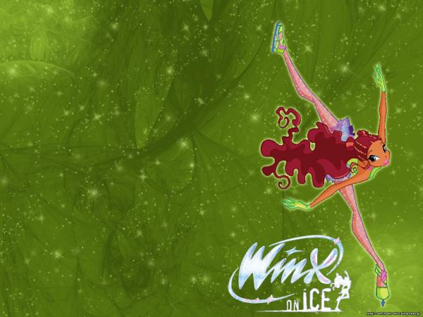 """Paroles de """"Les rêves à ma façon"""" + image Winx Club le spectacle Layla"""