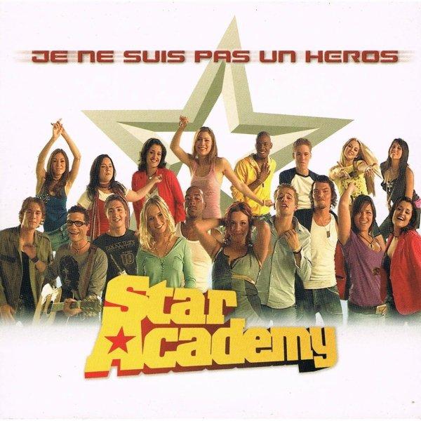 """Paroles de """"Je ne suis pas un héros"""" + image Star Academy 5"""