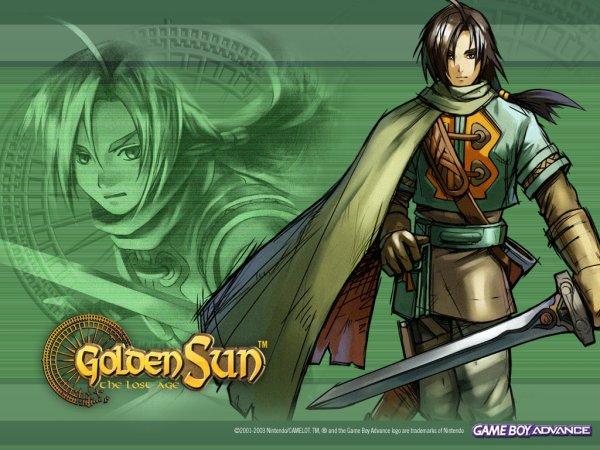 Image Golden Sun Pavel