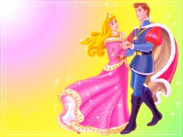 Image La Belle au bois dormant et son prince