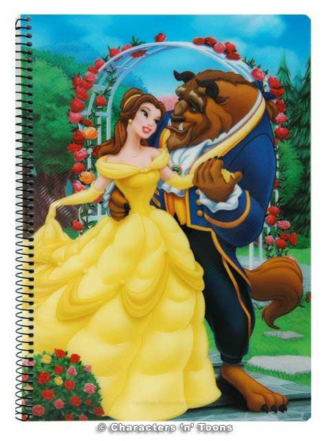 Image Walt Disney La Belle et La Bête